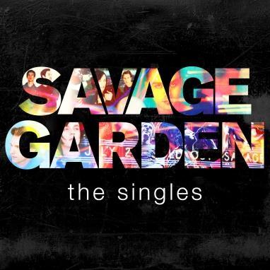 [사진]새비지 가든 베스트 앨범 '더 싱글스'(The Singles) 표지