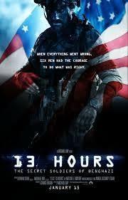 [사진]영화 '13시간: 벵가지의 비밀 요원' 포스터
