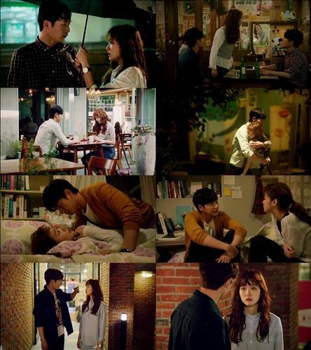 [사진]tvN 월화극 '치즈 인 더 트랩' 방송화면 캡처