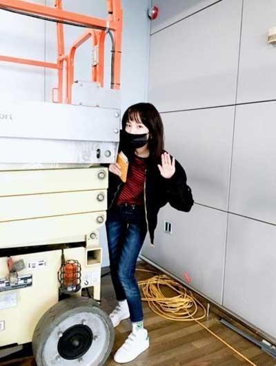[사진]산다라 박 인스타그램