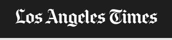 [사진]LA 타임스 로고