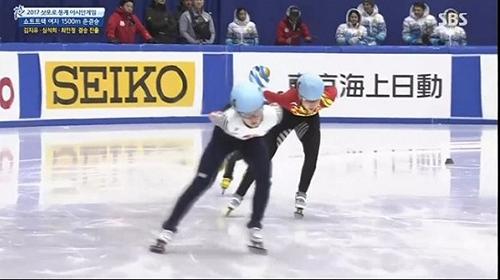 [사진]SBS 중계 캡처