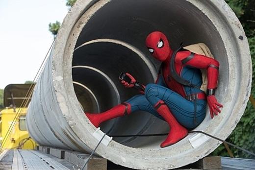 [사진]영화 '스파이더맨:홈 커밍' 스틸컷
