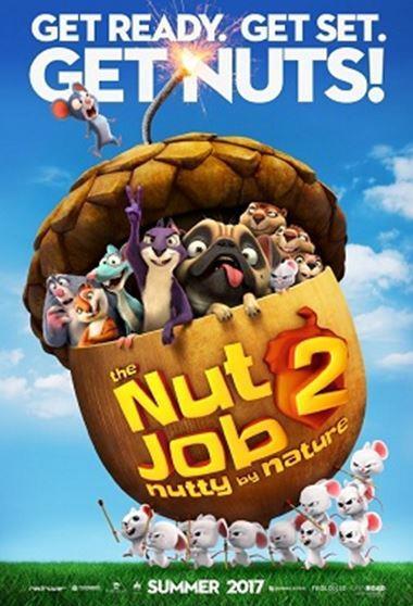 [사진]영화 '넛잡(Nut Job) 2' 포스터