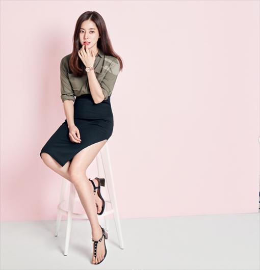 [사진]미스틱엔터테인먼트, 한채아 SNS