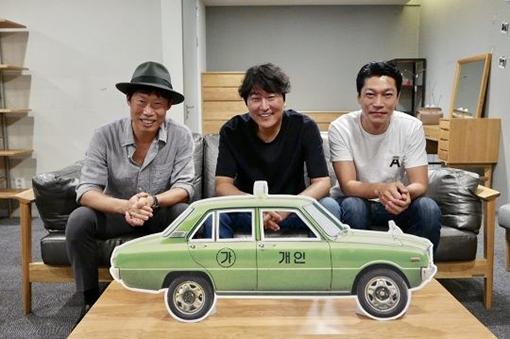 [사진]쇼박스 제공, 영화 '택시운전사' 배우들