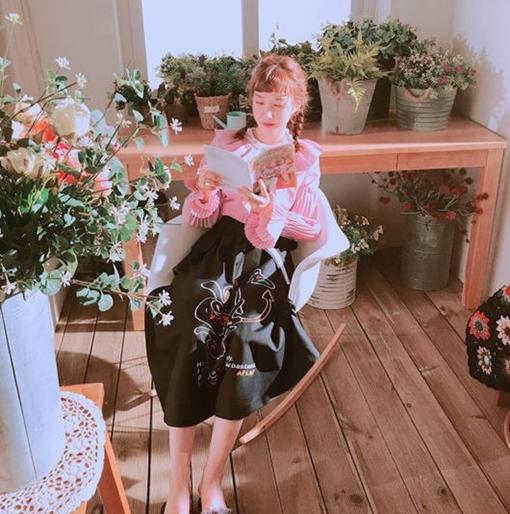 [사진]박은빈 인스타그램