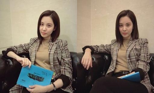 [사진]'서현 인스타그램' 캡쳐