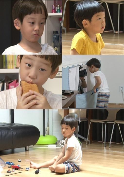 [사진]KBS2 '슈퍼맨이 돌아왔다' 방송화면 캡처