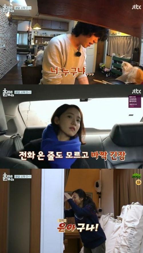 [사진]JTBC '효리네 민박 시즌2' 화면 캡처