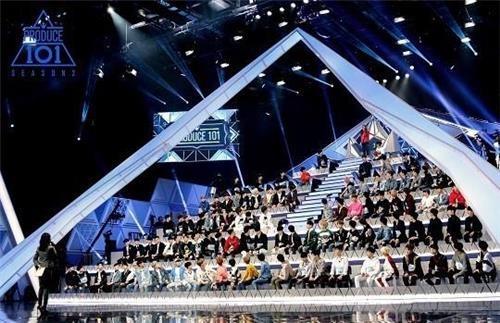 [사진]엠넷 '프로듀스101'방송화면 캡처