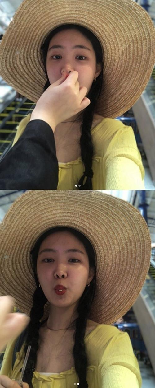 [사진]손나은 인스타그램