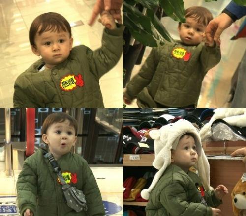 [사진]KBS2 '해피선데이-슈퍼맨이 돌아왔다' 방송화면 캡처