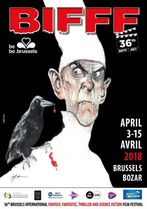 [사진]제36회 브뤼셀 국제 판타스틱 영화제 포스터