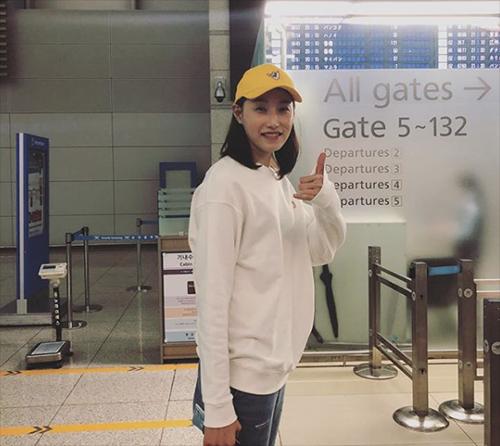 [사진]김연경 SNS