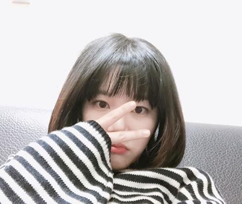 [사진]이유비 SNS