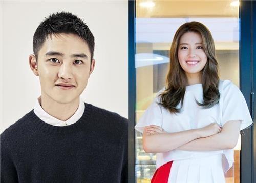 [사진]tvN 제공, 디오(왼쪽)와 남지현