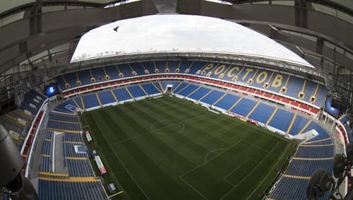 [사진]연합뉴스, 멕시코와 2차전을 치를 경기장인 로스토프 아레나