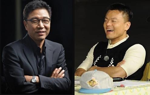 [사진]SM엔터테인먼트, 박진영 SNS