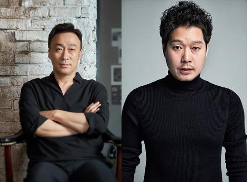 [사진]뉴 제공, 이성민(왼쪽)-이재명
