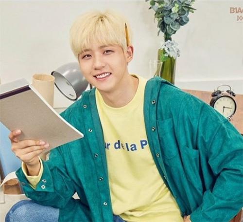 [사진]B1A4 신우 SNS