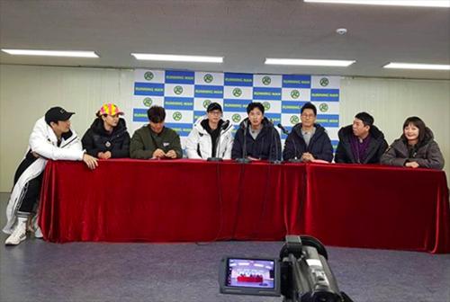 [사진]SBS '런닝맨' PD SNS