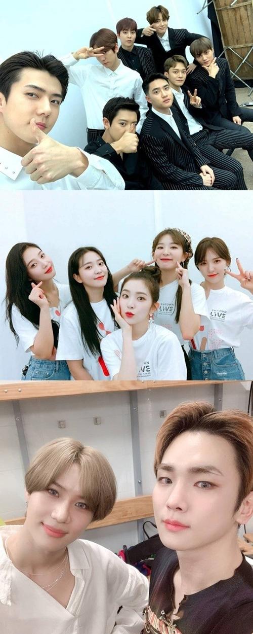[사진]SM타운 인스타그램