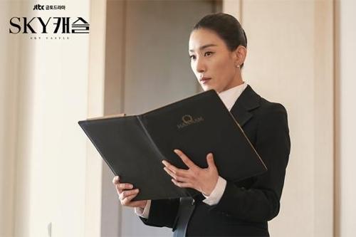 [사진]JTBC 제공, 'SKY 캐슬'의 김서형