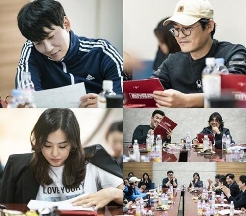 [사진]SBS 제공, '열혈사제' 출연진