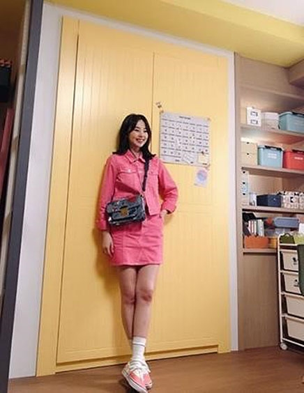 [사진]안소희 SNS