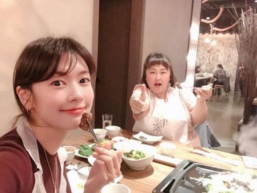 [사진]홍윤화 인스타그램