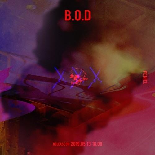 [사진]디지털 싱글 'B.O.D' 앨범
