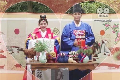 [사진]SBS 제공, 추자현-위샤오광 부부