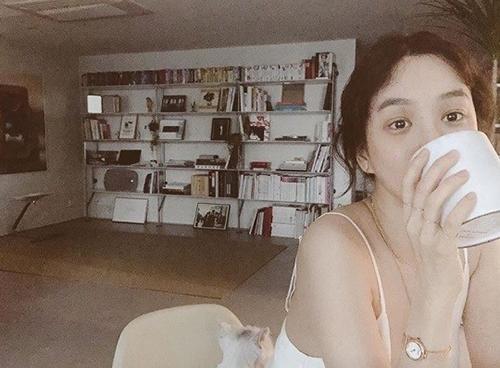 [사진]정려원 인스타그램