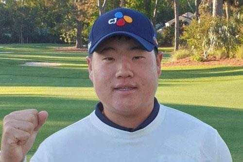 [사진]촬영 권훈, 임성재 CJ대한통운 골프선수