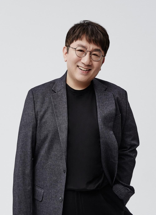 [사진]빅히트 엔터테인먼트, 방시혁 대표