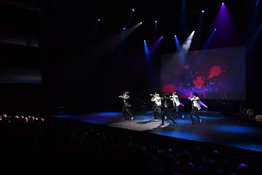 [사진]스타쉽엔터테인먼트 제공, 지난 12일 노르웨이서 열린 K팝 공연에 오른 몬스타엑스