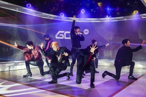 [사진]Nathan Congleton 제공, '투데이 쇼'에서 신곡 '이클립스' 영어 버전 선보이는 갓세븐