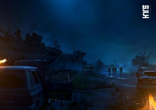 [사진]뉴 제공, 영화 '반도' 포스터