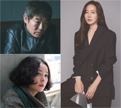 [사진]tvN 제공, '방법'에 출연한 성동일, 엄지원, 조민수
