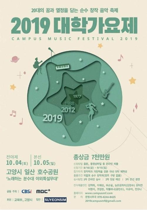 [사진]MBC 플러스 제공,2019 대학가요제
