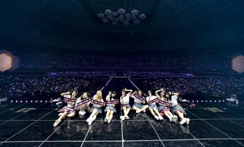 [사진]JYP엔터테인먼트 제공, 트와이스 월드투어 현장