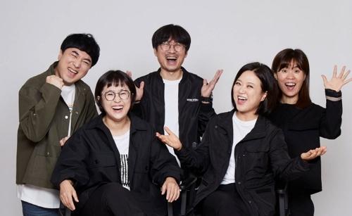 [사진]스카이드라마 제공, '송은이 김숙의 영화보장' 출연진 영화보장