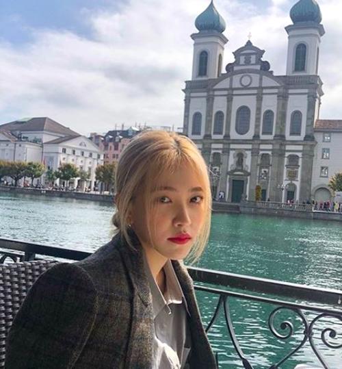 [사진]레드벨벳 공식인스타그램