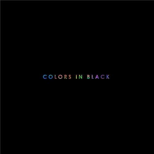 [사진]스페이스보헤미안 제공, 넬(Nell) 정규 8집 앨범 '컬러스 인 블랙' 커버 이미지