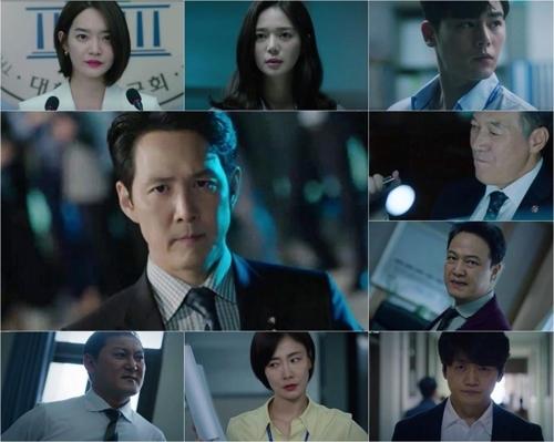 [사진]JTBC 제공, 보좌관2