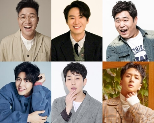 [사진]각 소속사 제공, 1박2일 시즌4 출연진