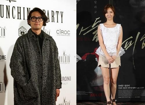 [사진]연합뉴스, 이상곤(왼쪽)과 연송하