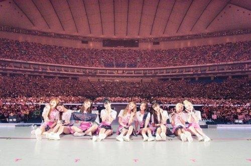 [사진]JYP엔터테인먼트 제공, 트와이스 일본 투어