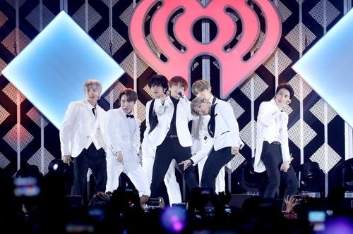 [사진]빅히트 엔터테인먼트 제공, 미국 연말 음악축제 '징글볼' 출연한 방탄소년단